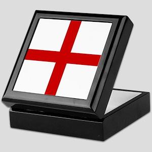 Knights Templar Cross Keepsake Box
