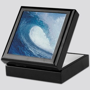 OCEAN WAVE 2 Keepsake Box
