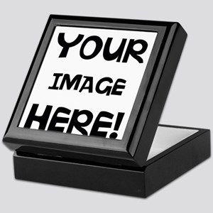 Customizable Image Keepsake Box