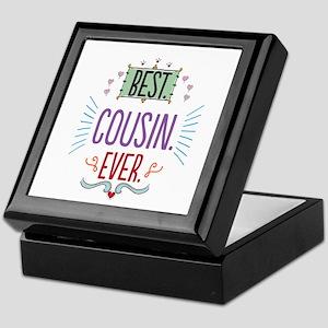 Cousin Keepsake Box