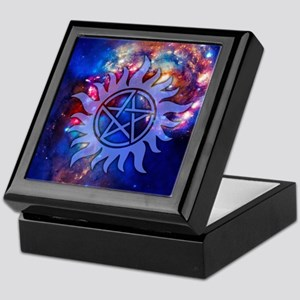 Supernatural Cosmos Keepsake Box