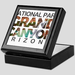 Grand Canyon - Arizona Keepsake Box
