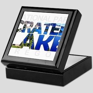 Crater Lake - Oregon Keepsake Box