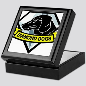 Diamond Dogs MGS Keepsake Box