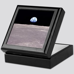 Apollo 11Earthrise Keepsake Box