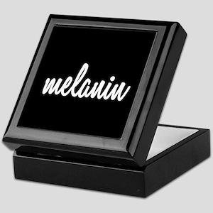 Melanin Keepsake Box