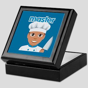 Emoji Master Chef Keepsake Box