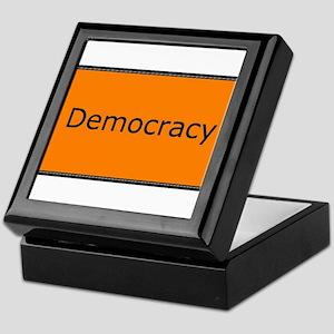 Democracy Keepsake Box