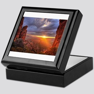 Grand Canyon Sunset Keepsake Box