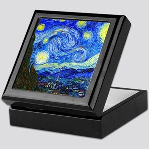 Van Gogh Keepsake Box