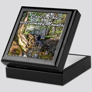 Great Smoky Mountains Calendar Keepsake Box