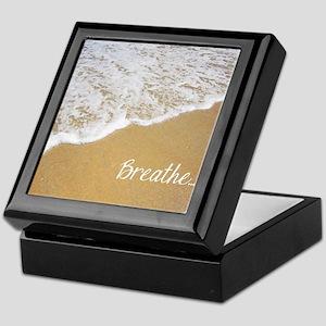 Just Breathe... Keepsake Box
