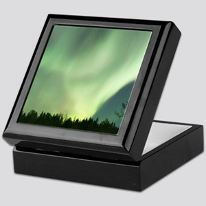 Northern Lights Keepsake Box