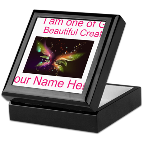 Beautiful Creations Keepsake Box