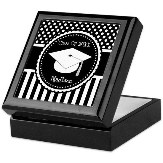 Graduation Personalized Dotted Gift