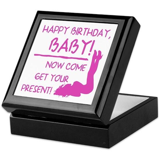 Sexy birthday for men