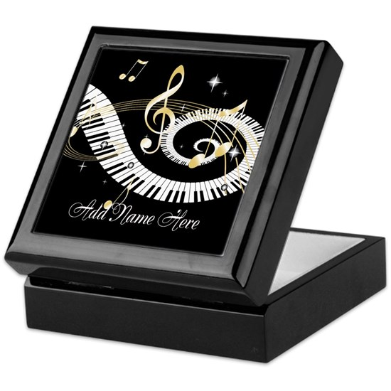 Personalized Piano Musical gi