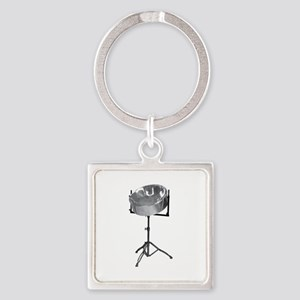Tenor Steel Drum (Pan) Keychains
