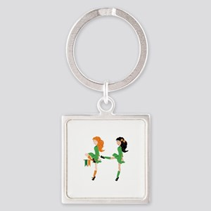 Irish Dancer Keychains