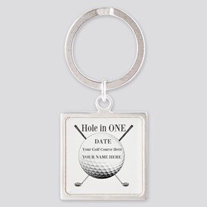 Hole In One Keychains