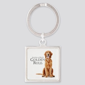 The Golden Rules Keychains