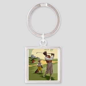 Golf Game Keychains