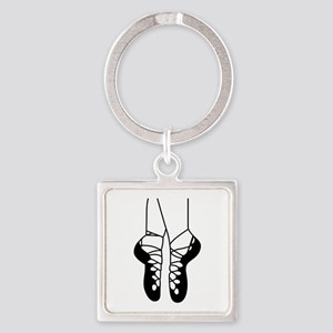 IRISH DANCE SHOES ONE COLOR Keychains