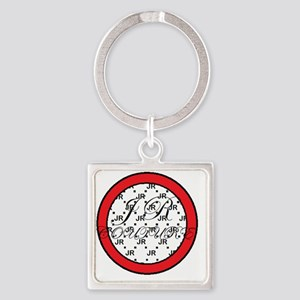 JR couture Square Keychain