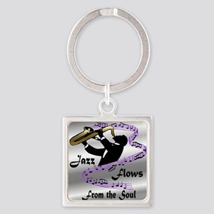 MusicFlowsFrom the Soul Keychains