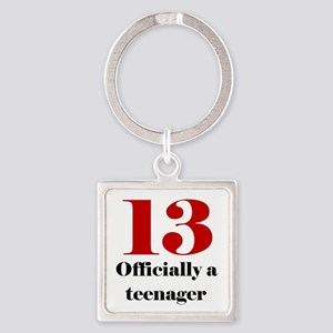 13 official Keychains