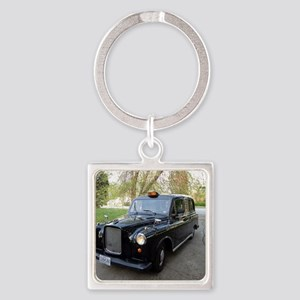 Londons Carriage Square Keychain