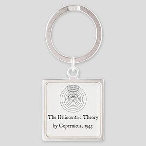 Copernicus Keychains - CafePress