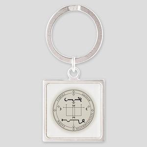 Art Illustration Angel Archangel Seal Sigil Symbol Keychains