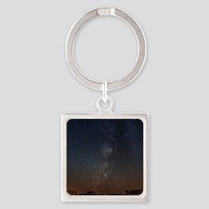 Milky Way Galaxy Hastings Lake Keychains