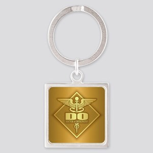 DO gold diamond Keychains