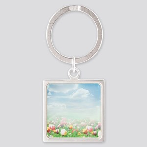 Spring Meadow Keychains