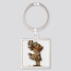 antique easter Keychains