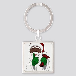 African Santa Clause Keychains