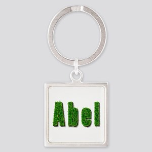 Abel Grass Square Keychain