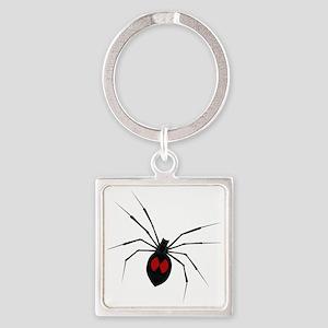 widow_001 Square Keychain
