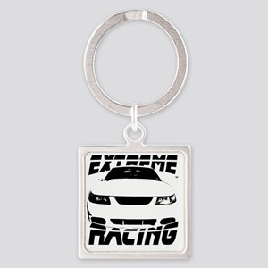 extremeracing9904 Square Keychain