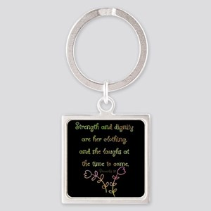 Proverbs 31 Woman Keychains