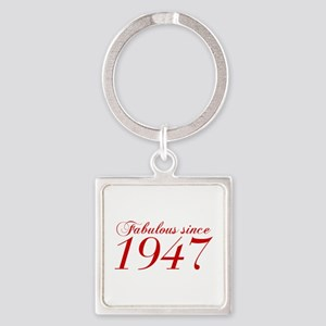 Fabulous since 1947-Cho Bod red2 300 Keychains