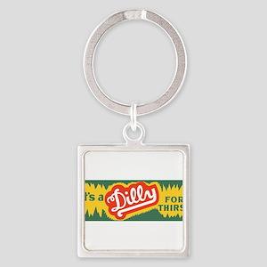 Dilly Soda 3 Keychains