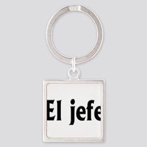 El jefe (The Boss) Keychains