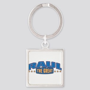 The Great Raul Keychains