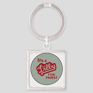 Dilly Soda 2 Keychains