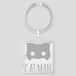 Cat Man Keychains