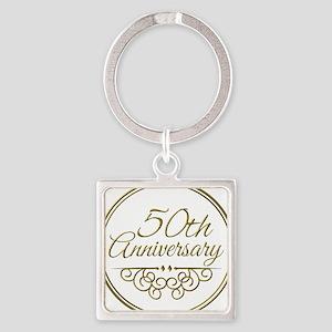 50th Anniversary Keychains