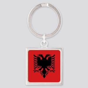Flag of Albania Keychains